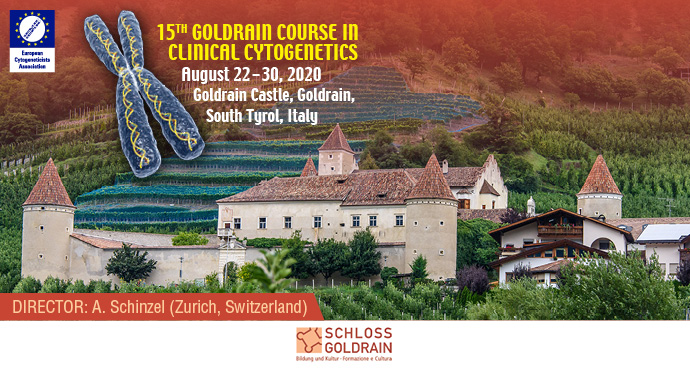 15th Goldrain Course in Clinical Cytogenetics 2020